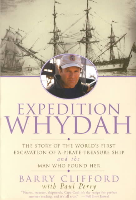 Expedition Whydah By Clifford, Barry/ Perry, Paul