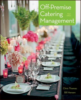 Off-Premise Catering Management By Thomas, Chris